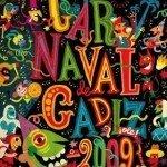 Cartel Carnaval de Cádiz 2009