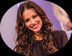 Eva Gonzalez presenta la Gala de Se llama Copla