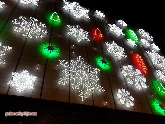 El 27 de noviembre se enciende el alumbrado de navidad en - Arbol de navidad carrefour ...