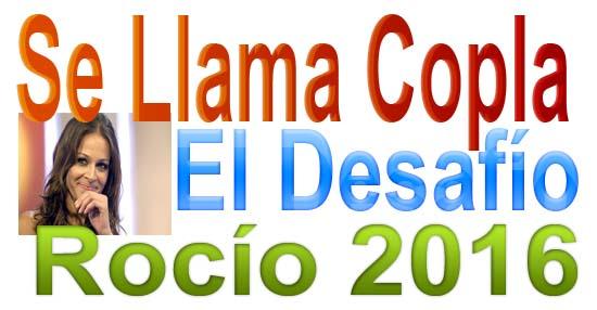 Eva Gonzalez presenta una edición especial de Se llama copla dedicada al Rocia