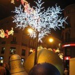 Alumbrado de Navidad en Malaga – fotos navideñas