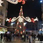 Fiesta de Nochevieja en Málaga