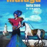 Cartel de la Feria de Málaga 2009