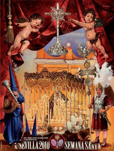 Cartel de la Semana Santa de Sevilla 2010