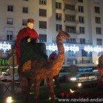 Cabalgata de Reyes Magos de Malaga 2011