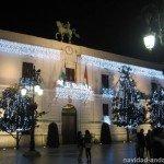 Fotos del Alumbrado de Navidad de Granada 2010