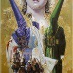 Presentado el Cartel de la Semana santa de Málaga 2011