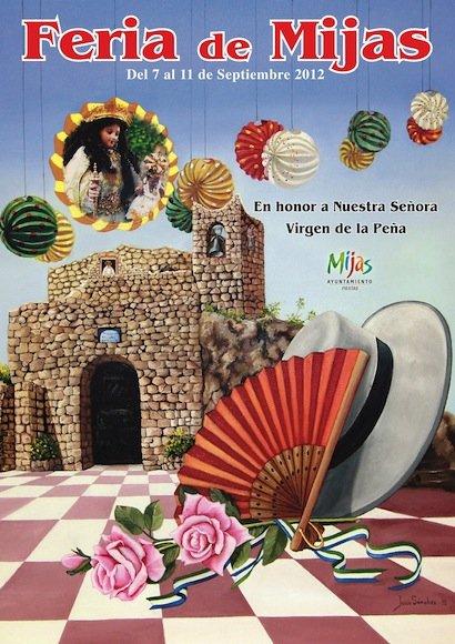 Feria de Mijas 2012