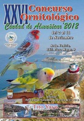 Concurso Ornitologico Almunecar