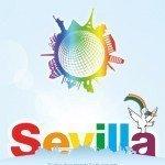 Fiesta Expo 92 en Sevilla
