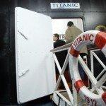 Exposición sobre el Titanic en el Pabellón de la Navegación de Sevilla
