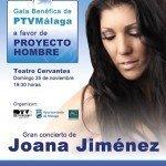 Concierto de Joana Jiménez en Málaga