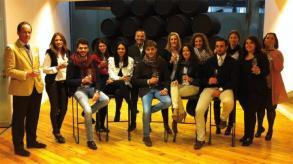 Diseñadores noveles de la Pasarela Flamenca de Jerez 2013