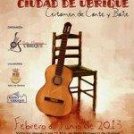 """Concurso de Flamenco """"Ciudad de Ubrique"""""""