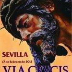Vía Crucis Sevilla 2013