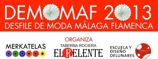 Desfile de Moda Flamenca de Málaga