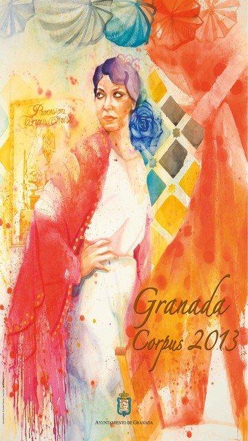 Feria del Corpus de Granada 2013