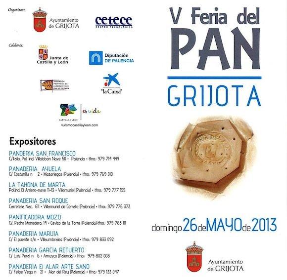 Feria del Pan de Grijota