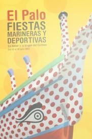 Cartel de la Feria de El Palo 2013