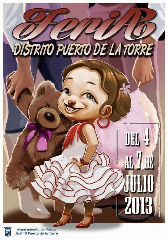 Feria del Puerto de la Torre 2013