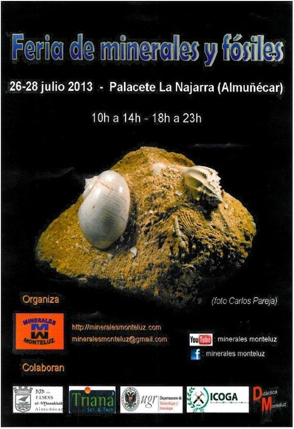 Feria de Minerales de Almuñecar 2013º