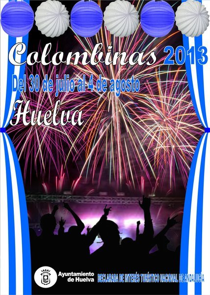 Fiestas Colombinas de Huelva 2013