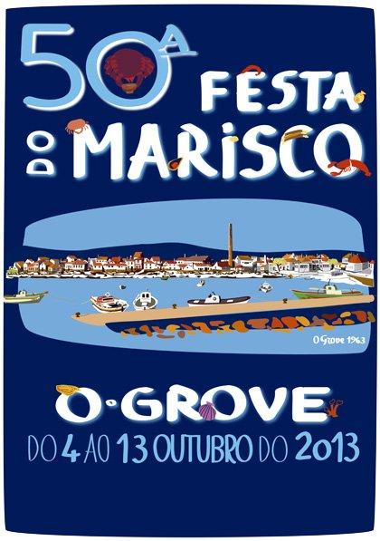 Fiesta del marisco de Ogrove 2013