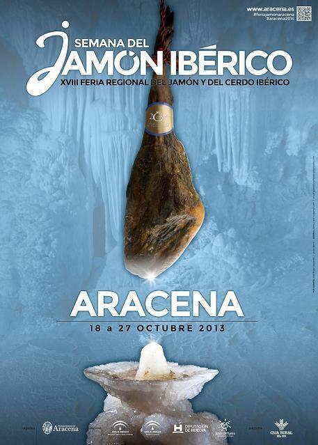 Semana del Jamón Ibérico. Feria Regional del Jamón y del Cerdo Ibérico.
