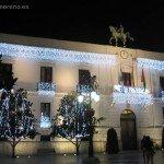 Encendido del Alumbrado de Navidad en Granada 2013