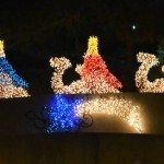 Cabalgata de Reyes Magos de Málaga 2014