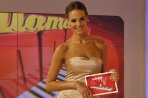 Eva Gonzalez presentadora de Se llama copla