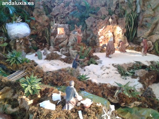 Belén de la Parroquia de Santa Inés