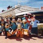 El crucero Disney Magic en Málaga