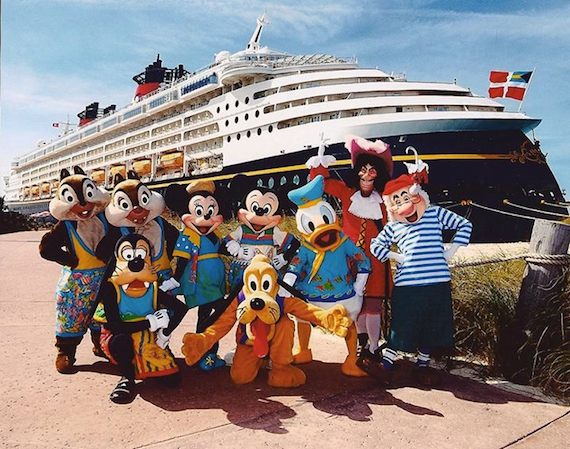 Crucero Disney Magic en Málaga