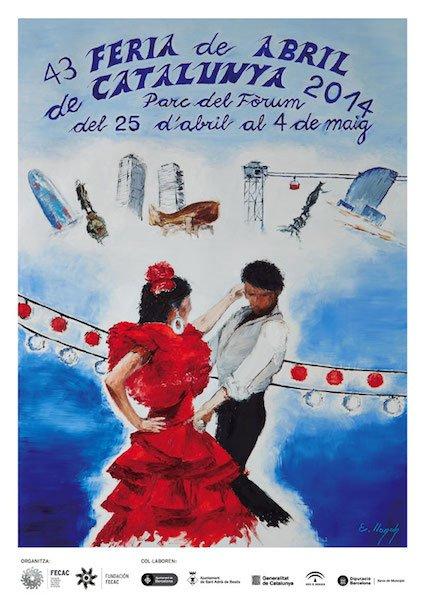 Feria de Abril de Cataluña 2014