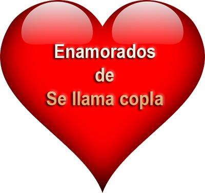 Gala Se llama copla del Sábado 14 de febrero de 2015 dedicada al Día de los enamorados
