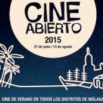 Cine de Verano Málaga 2015
