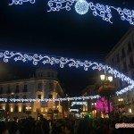 Luces de Navidad Granada 2015