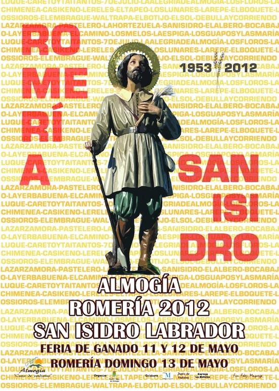 Romería san Isidro 2012 Almogía